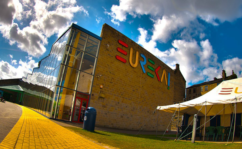 eureka children's museum west yorkshire
