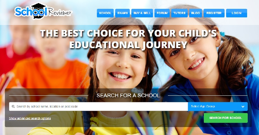 find the best school for your child, schoolreviewer.co.uk, School Reviewer