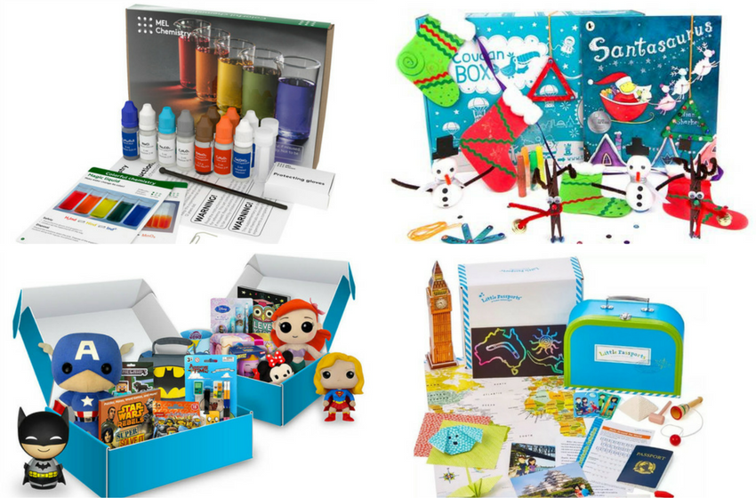 subscription box for kids - the gift that keeps giving, the 10 best subscription boxes for kids