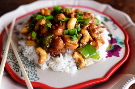Takeaway recipes cashew chicken