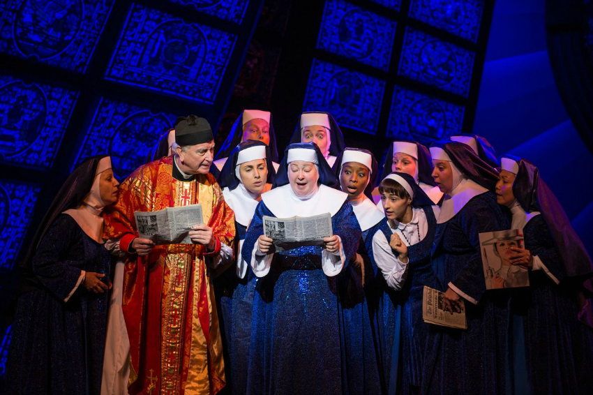 Sister Act Musical Berlin