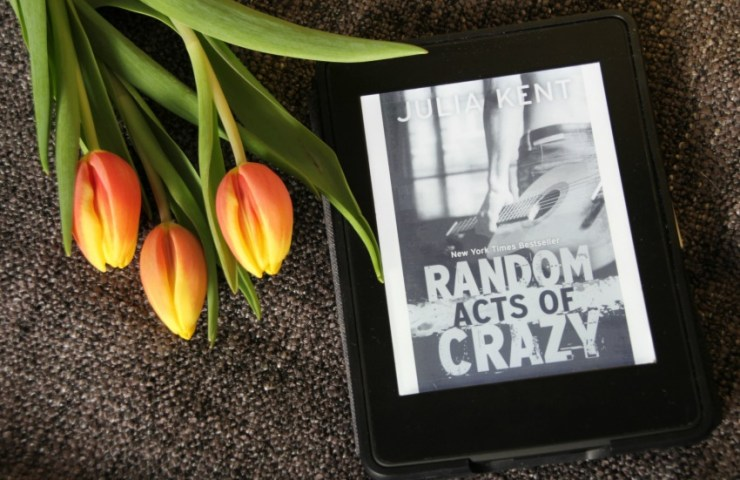 random acts of crazy julia kent for little loves