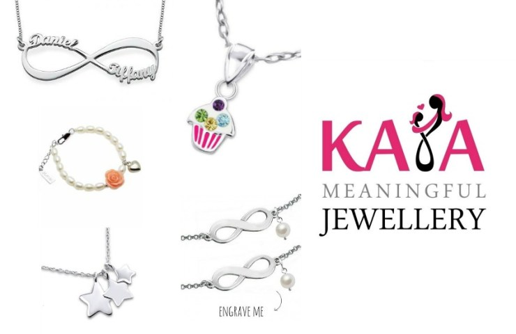Win a £50 gift card for Kaya jewellery – beautiful jewellery for mothers and daughters