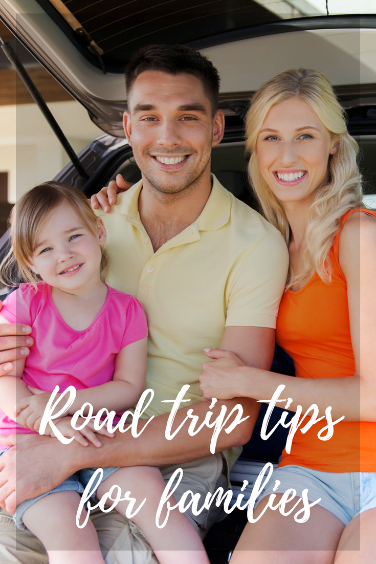 road trip tips for your family road trip