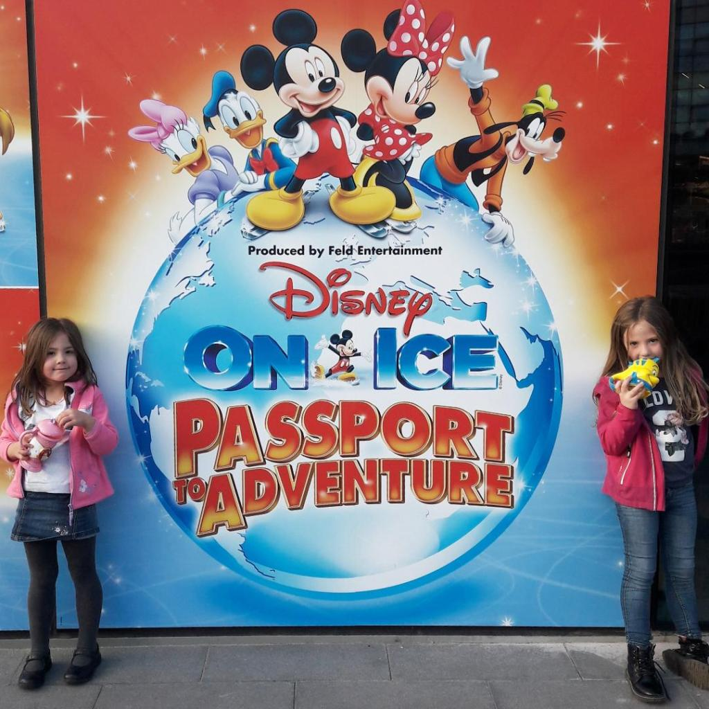 Disney on Ice: A magical journey around the world with Disney's Passport to Adventure