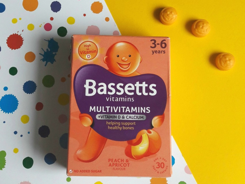 bassetts multivitamins with vitamin d and calcium