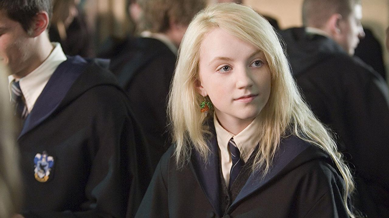 which harry potter character are you - luna lovegood