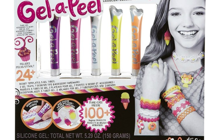 Gel a peel deluxe kit competition 1