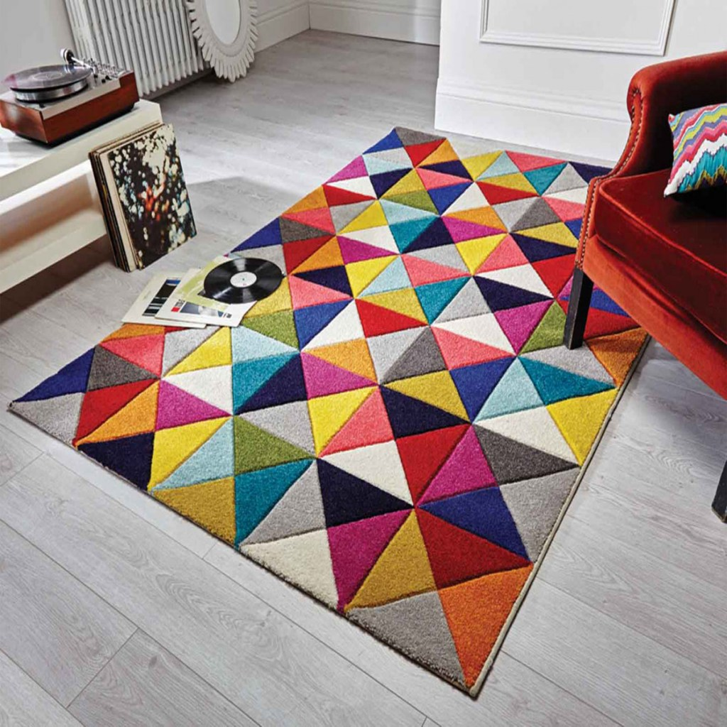 Add a splash of colour to your home