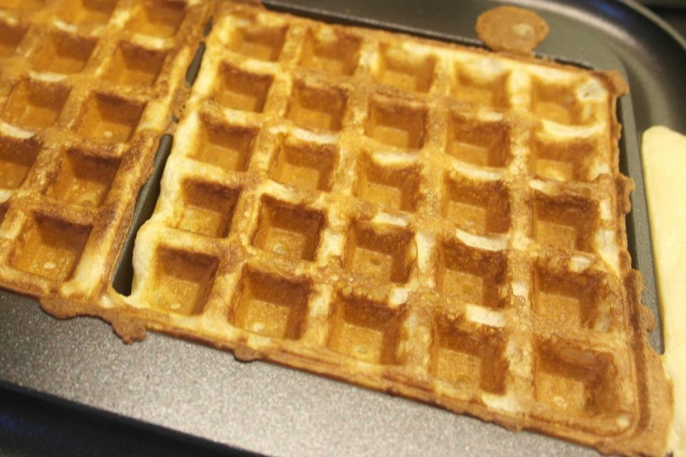 Waffle Edges