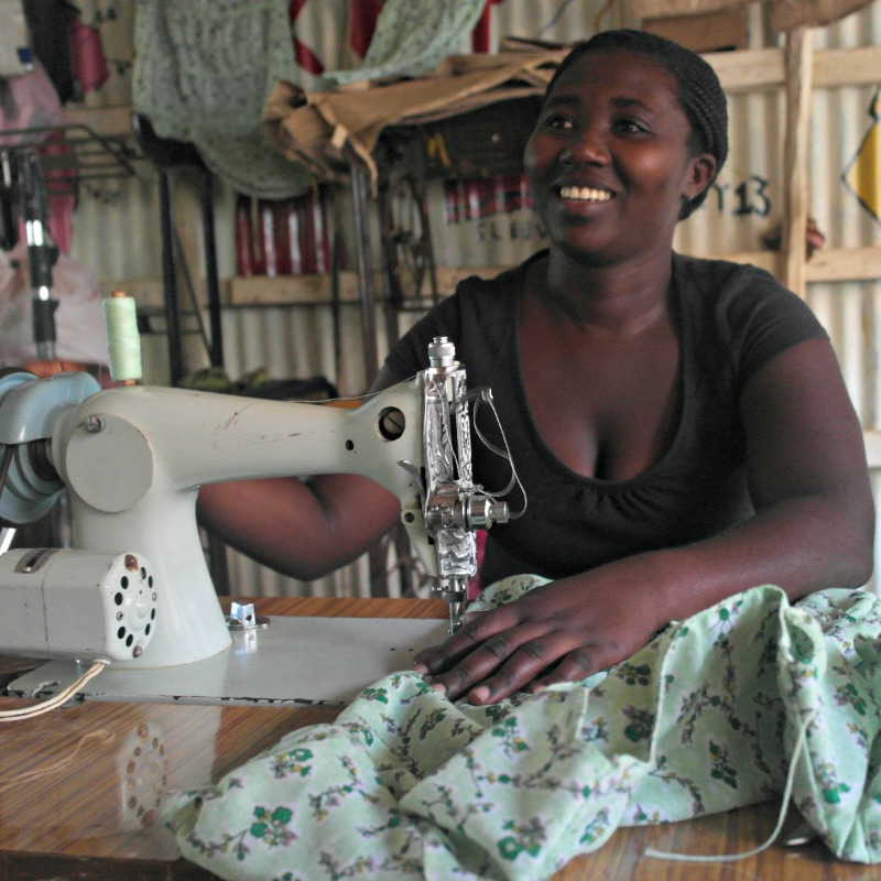 HOVIC sewing class