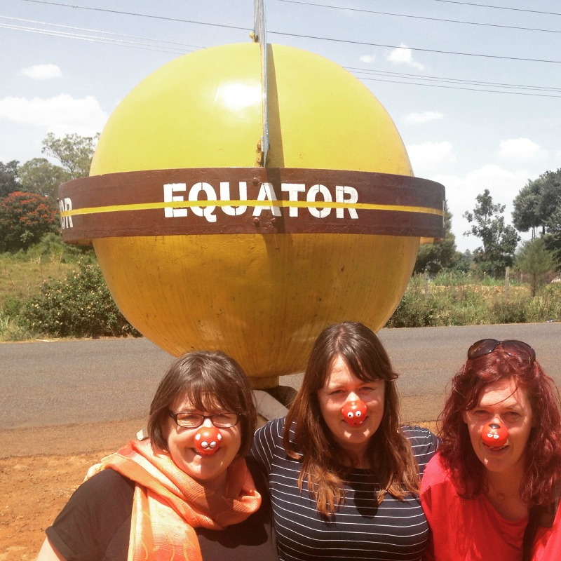 Crossing the Equator!