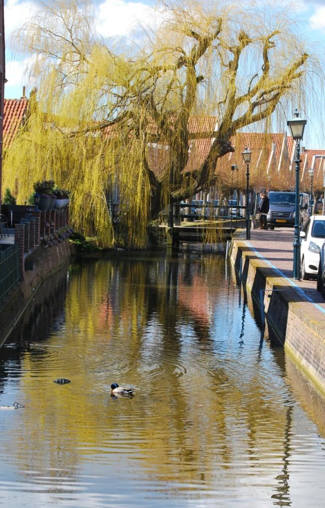 Volendam Canal