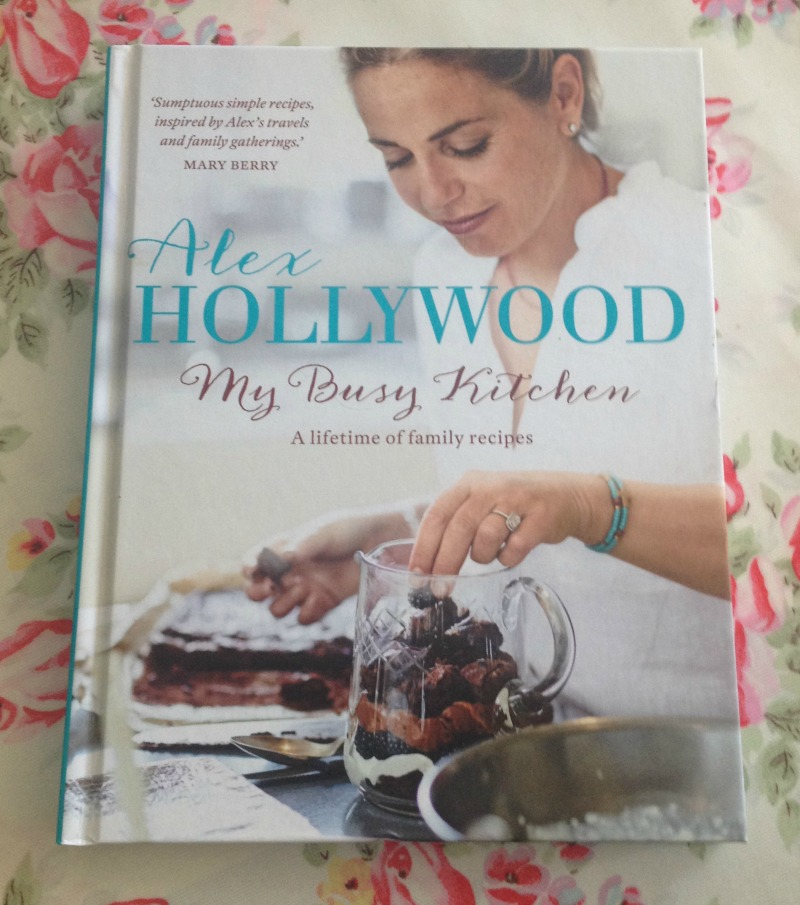 Alex Hollywood Recipe Book
