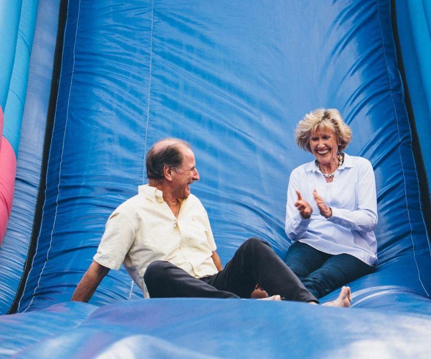 Parents Bouncy Castle