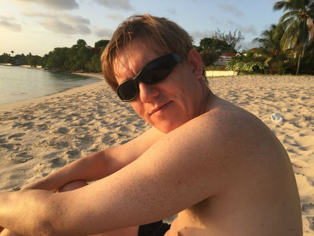 Mr B Lower Carlton Beach