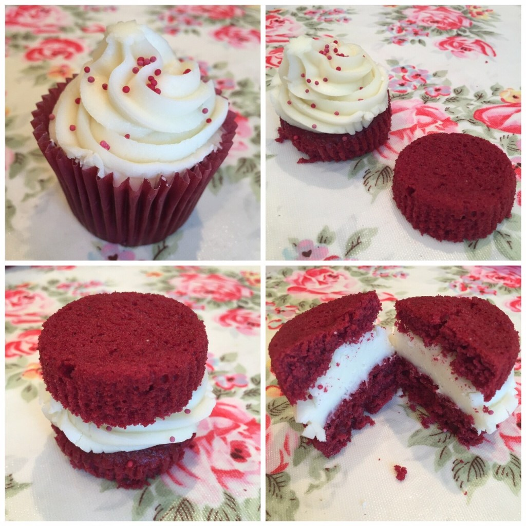 How to eat a cupcake 1
