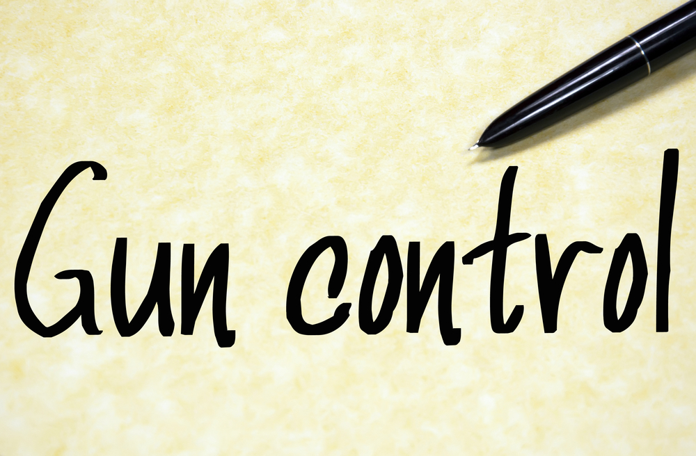 US gun control
