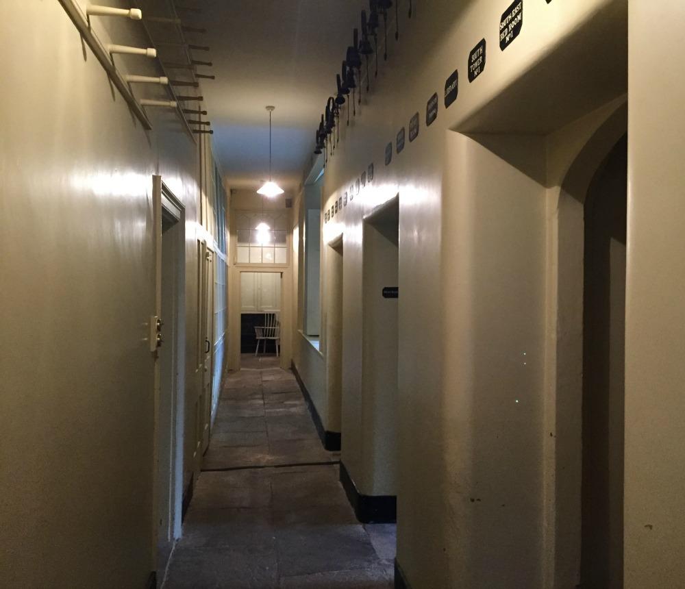 Corridor The Vyne