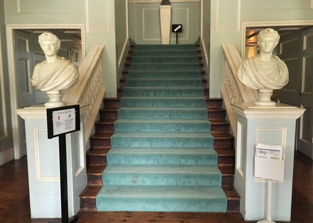 Staircase The Vyne