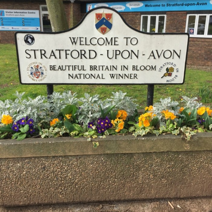Welcome to Stratford