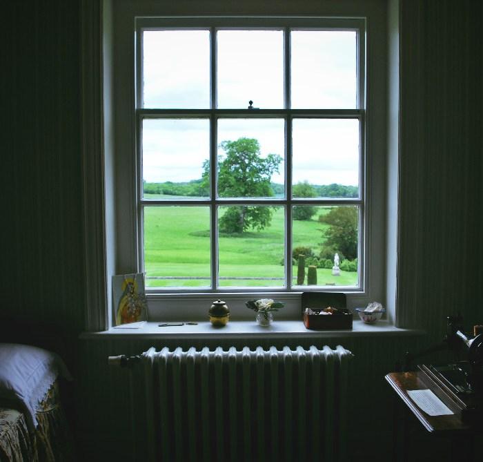 Window Wednesday Mottisfont Abbey