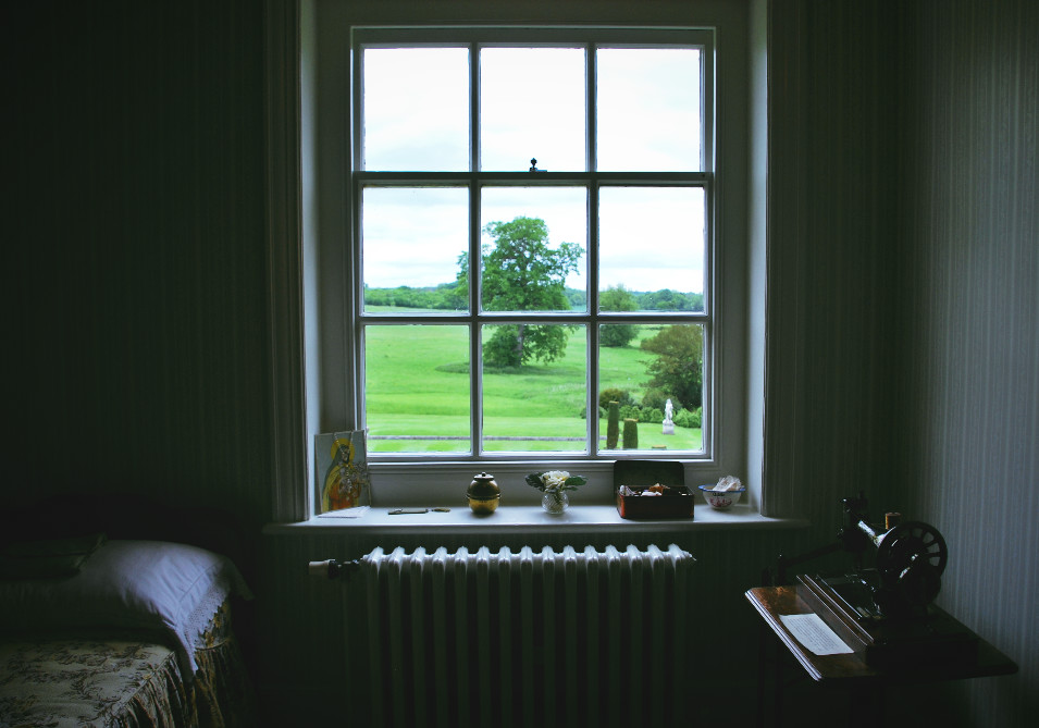 Window Wednesday Mottisfont Abbey