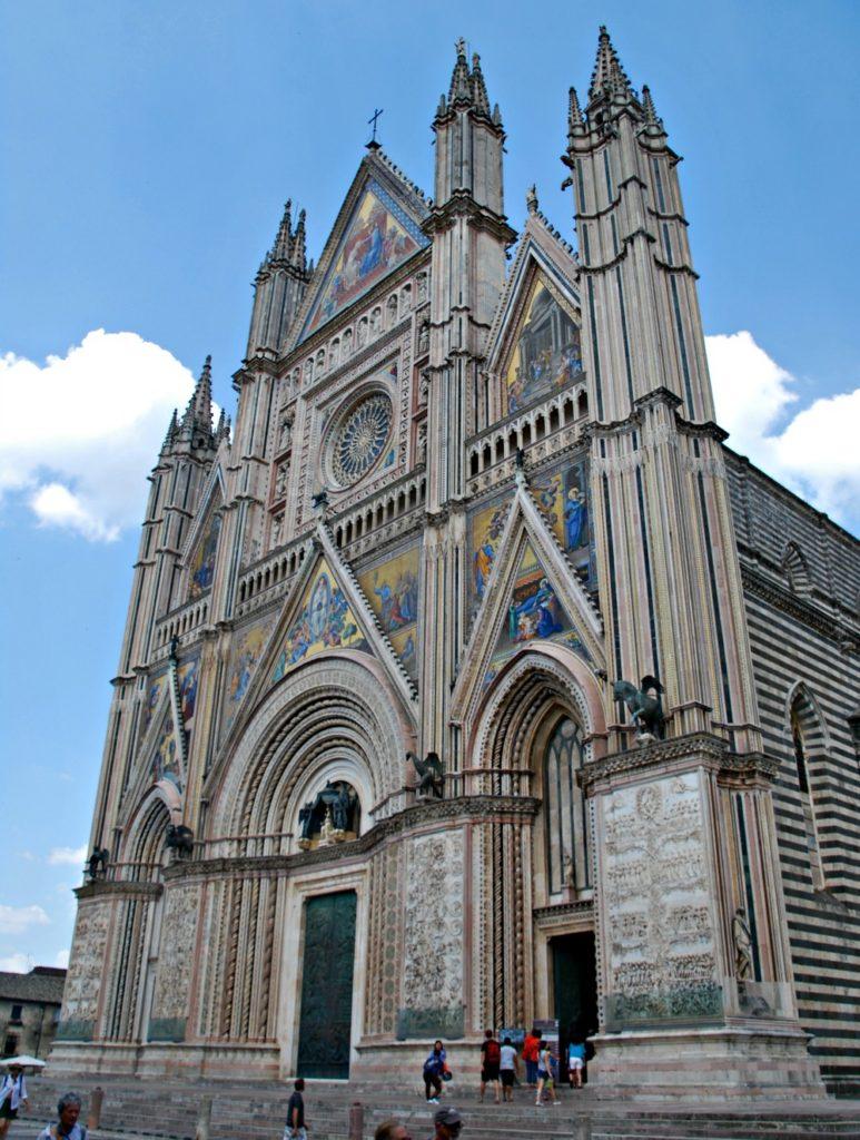 Orvieto Duomo Facade