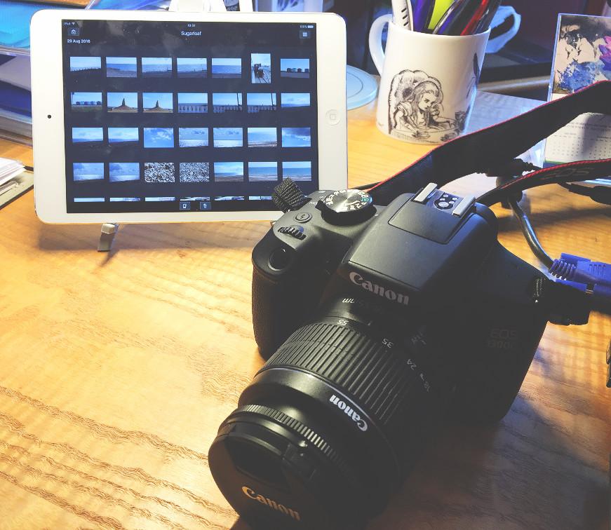 NFC Canon 1300D