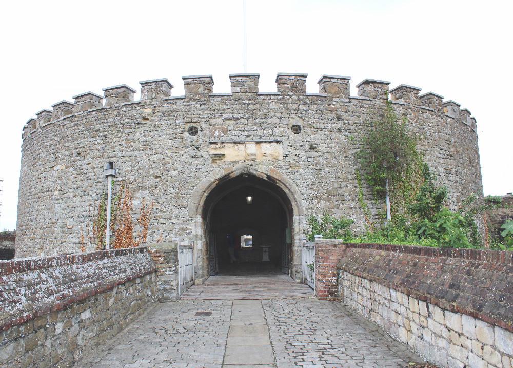 Deal Castle Kent