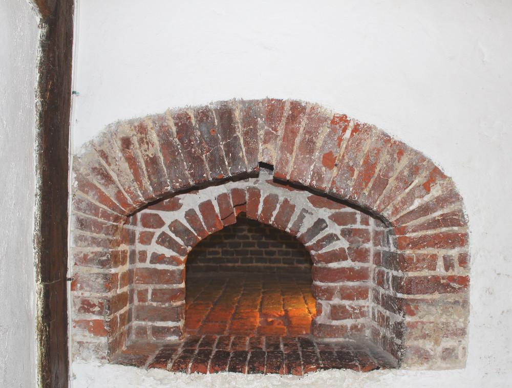 Deal Castle ovens