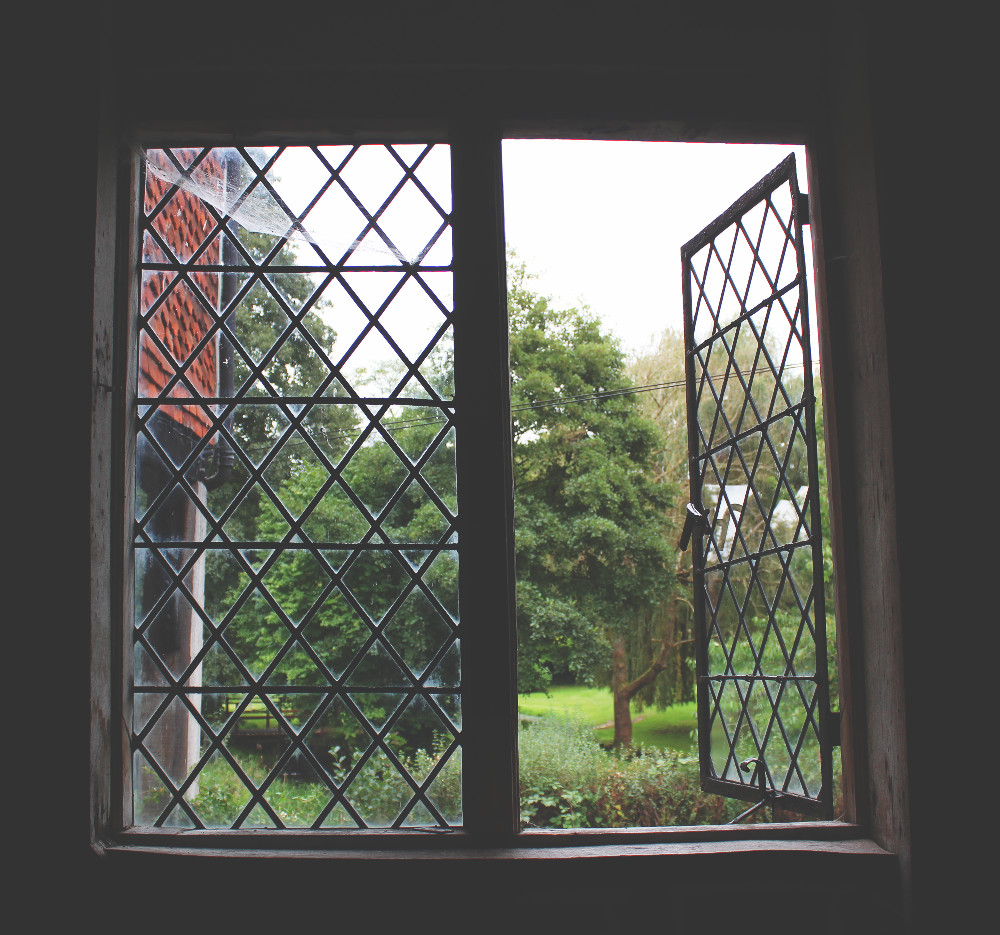 Window Wednesday -- Shalford Mill