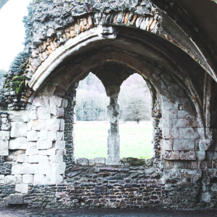 Waverley Abbey Farnborough