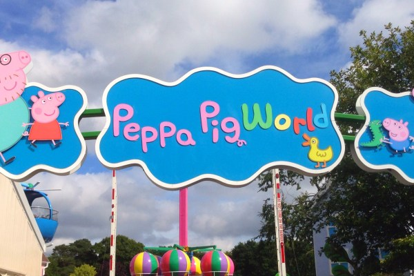Peppa Pig World – Our 1st Time