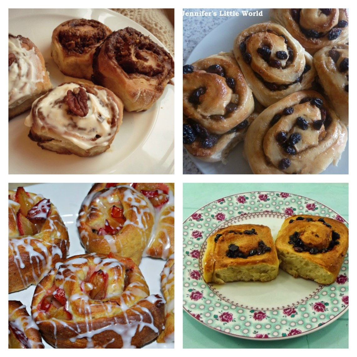 buns Collage