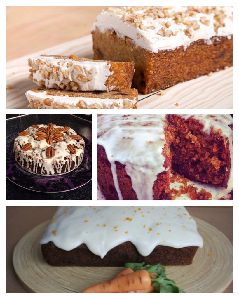 carrotcakesCollage
