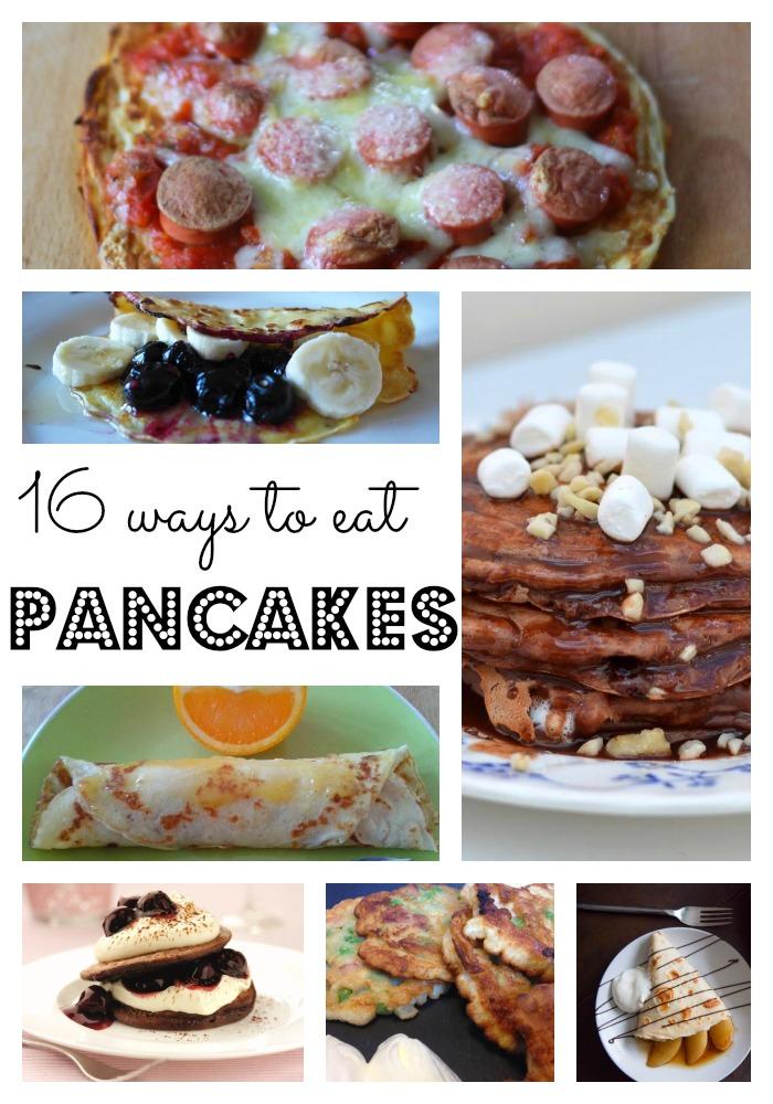 16 Ways To Eat Pancakes