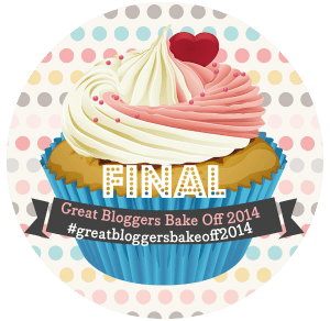 Great Bloggers Bake Off Final Challenge (#week 10)