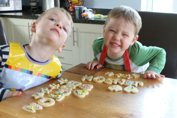 BKD Decorating Kit Alphabet Biscuits Review