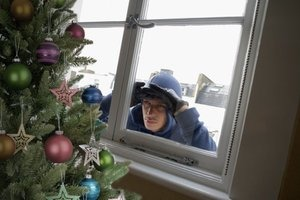 Keeping your home safe during the holiday season