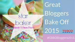 GBBO 2015 star baker week 5