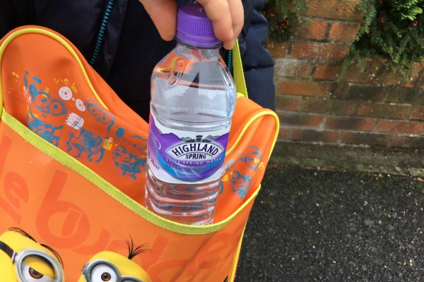 Tips for Getting Kids to Drink More Water #ad #termtimeessentials