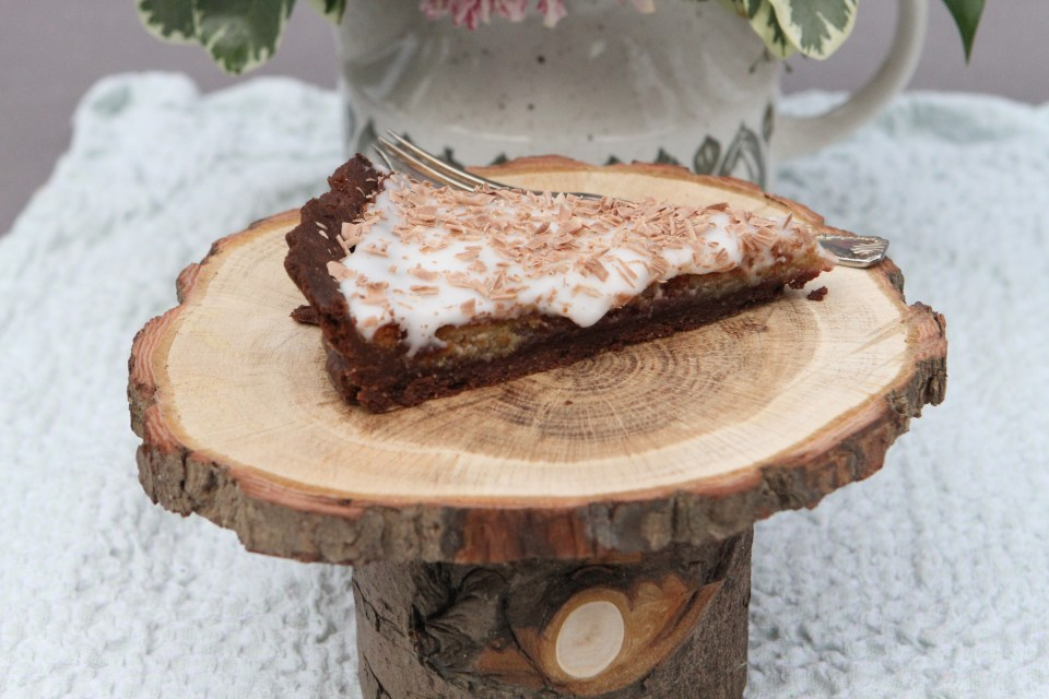 Black Forest Bakewell Tart #GBBOBloggers2016 #GBBO Week 5: Pastry