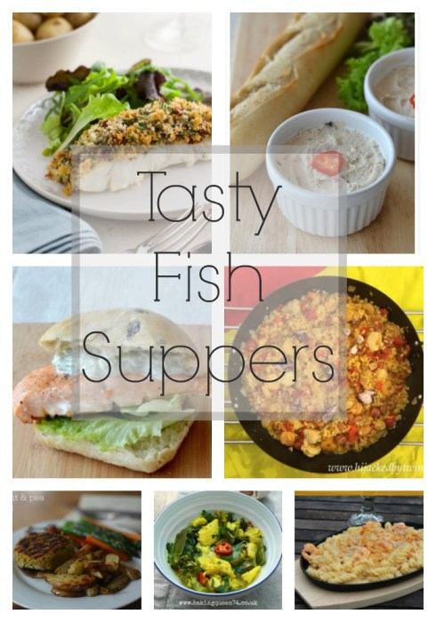 Tasty Fish Suppers - Ideas & Inspiration