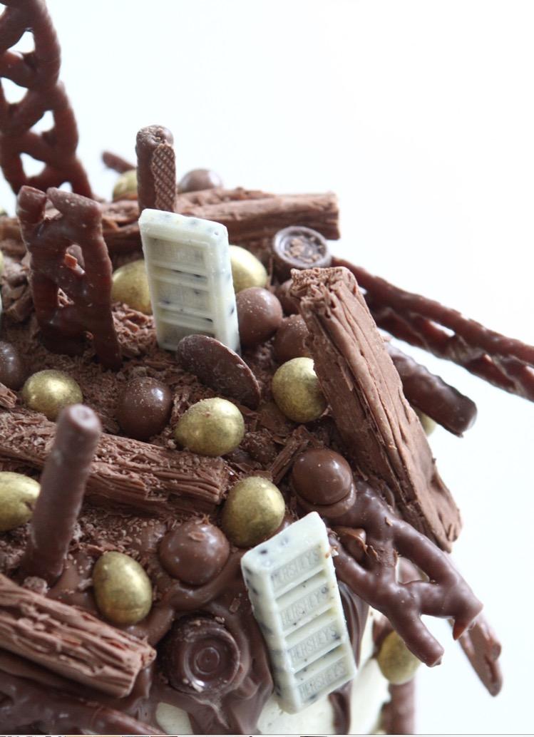 Chocoholics Chocolate Overload Cake Mummy Mishaps