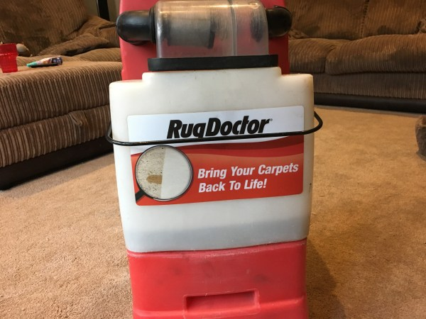 Rug Doctor Hire #Review