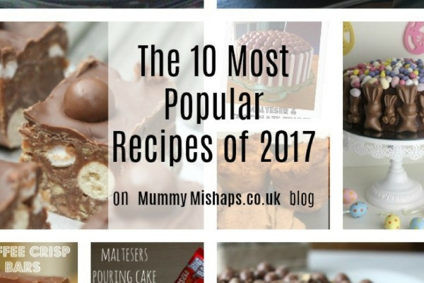 The 10 Most Popular Recipes of 2017 ( Mummy Mishaps )