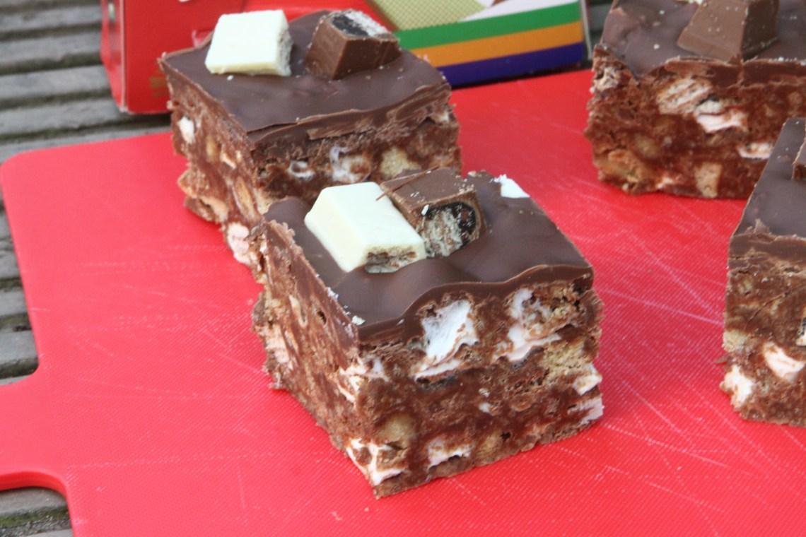 KitKat Rocky Road