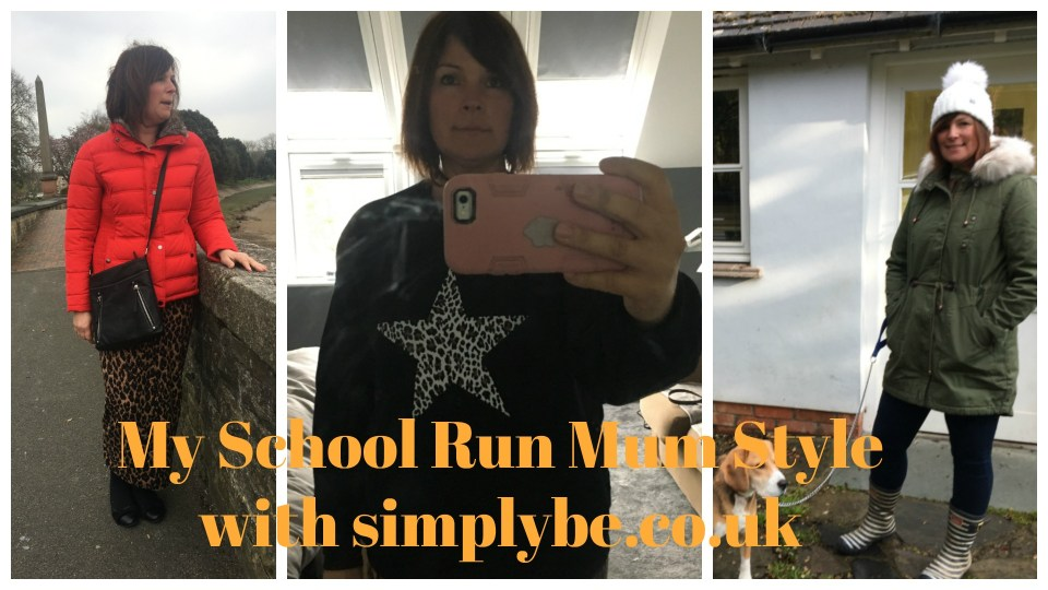 School Mum Style with simplybe.co.uk #gifted #review