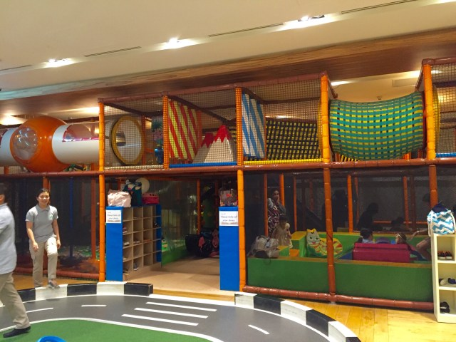 Soft Play Area and Toddler's Town